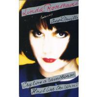 Linda Ronstadt - Cry Like A Rainstorm (Cassette)
