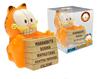 Garfield - Garfield with Pizza Mini Piggy Bank