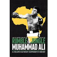 Muhammad Ali - Rumble In The Jungle Maxi Poster (61x91,50cm)