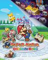 Nintendo - Paper Mario - The Origami King Poster (40x50cm)