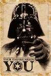 Star Wars - Your Empire Needs You Poster (61x91,50cm)