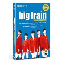 Big Train Season 1 & 2 (DVD)