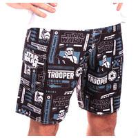 Star Wars - Trooper Men's Swimsuit (Medium)