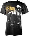 Star Wars - Rogue One - K-2SO Unisex T-Shirt (Large)