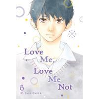 Love Me, Love Me Not - Io Sakisaka (Paperback)