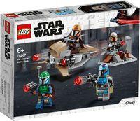 LEGO: 75267 - Star Wars: Mandalorian Battle Pack - Cover