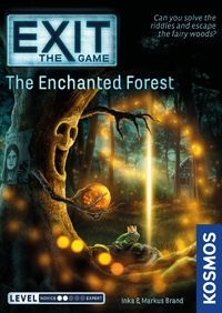 EXIT: The Game - The Enchanted Forest (Board Game)