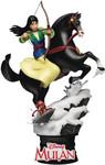 Beast Kingdom - Disney Classic Mulan DS-055 D-Stage Series 6 Statue