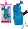 Barbie - Complete Look Fashion - Blue Glitter Dress