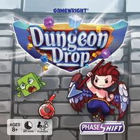 Dungeon Drop (Board Game)