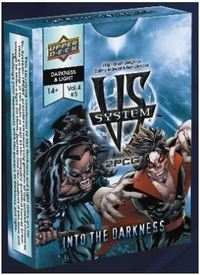 VS System 2 Player Card Game - Marvel: Into Darkness (Card Game)