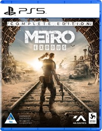 Metro Exodus - Complete Edition (PS5) - Cover