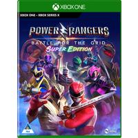 Power Rangers: Battle for the Grid - Super Edition (Xbox One / Xbox Series X)