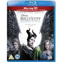 Maleficent 2 (3D Blu-ray)