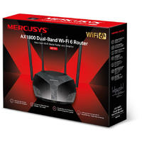 Mercusys AX800 Dual Band WiFi 6 Router