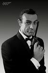 James Bond - Connery Tuxedo Poster (61x91,50cm)