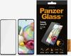 PanzerGlass Samsung Galaxy A71 Case Friendly -  Black (Screen Protector)