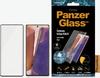 PanzerGlass Samsung Galaxy Note20 FP Case Friendly AntiBacterial -  Black (Screen Protector)
