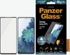 PanzerGlass Samsung Galaxy S20 FE Case Friendly AntiBacterial -  Black (Screen Protector)