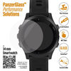 PanzerGlassSmartWatch34mm - Samsung Galaxy Watch3 (45 mm)- Garmin Forerunner 645- Garmin Forerunner 645/Music- Fossil Q Venture  Gen 4- Skagen Falster 2 (Screen Protector)