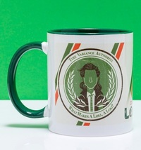 Loki - What Makes A Loki Green Inner Mug