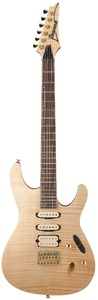 Ibanez SEW761FM  Standard Series Electric Guitar (Natural Flat) - Cover
