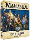 Malifaux - Arcanist: Rift In the Union (Miniatures)