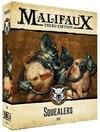 Malifaux - Bayou: Squealers (Miniature)