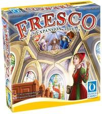 Fresco - Expansion Box (Exp. 12-17) (Board Game)