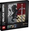 LEGO - Harry Potter Hogwarts Crests Art (4249 Pieces)