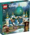 LEGO - Raya and the Last Dragon - Raya's Palace (601 Pieces)