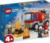 LEGO - City Fire - Fire Ladder Truck (80 Pieces)