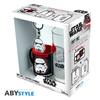 Star Wars - Trooper Gift Set (Glass + Keychain + Mini Mug)
