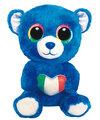 Ty: Beanie Boos - Romeo The Bear Plush - 15cm