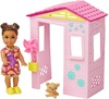 Barbie - Babysitter with Toddler