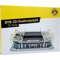 Nanostad - Borussia Dortmund Stadium 3D Puzzle (74 Pieces)