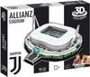 Nanostad - Juventus Allianz Stadium 3D Puzzle (98 Pieces)