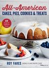 All-American Cakes, Pies, Cookies & Treats - Roy Fares (Paperback)