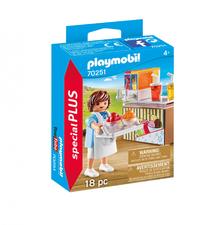 Playmobil - Special Plus - Street Vendor (70251)