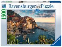 Ravensburger - Vista Delle Cinque Terre Puzzle (1500 Pieces)