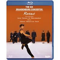 Six Brandenburg Concertos - (The) [Ballet] (after J.S. Bach) (Rosas, 2019) (Music Blu-ray)