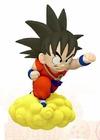 Dragon Ball - Chibi Coin Bank Son Goku on Flying Nimbus  - 22cm