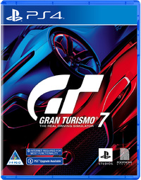 Gran Turismo 7 (Internet Required) (PS4/PS5 Upgrade Available)