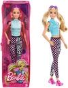 Barbie - Fashion Doll with Malibu Top & Leggings