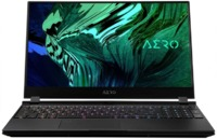 Gigabyte - AERO 15 OLED KC-8S15130GH i7-10870H 16GB 512GB SSD RTX 3060 GDDR6 6GB Win 10 Home 15.6 inch OLED Notebook - Cover
