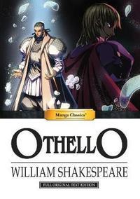 Manga Classics Othello - William Shakespeare (Hardcover) - Cover