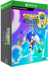 Sonic Colours: Ultimate - Day One Edition (Xbox One / Xbox Series X)