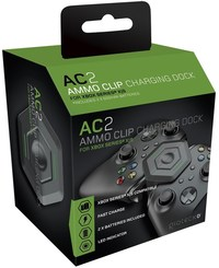 Gioteck - AC2 Ammo Clip Charging Dock for (Xbox Series X|S) - Cover