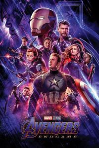 Avengers: Endgame - Journey's End Poster (61x91,50cm) - Cover