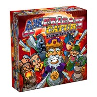 American Catur (Board Game) - Cover